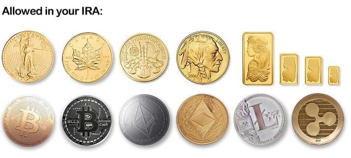 regal assets ira precious metals