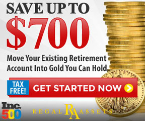 regal assets ira rollover promo