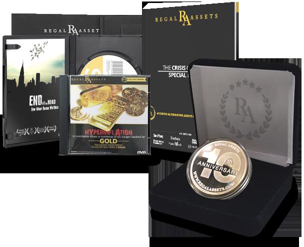 free regal investor kit