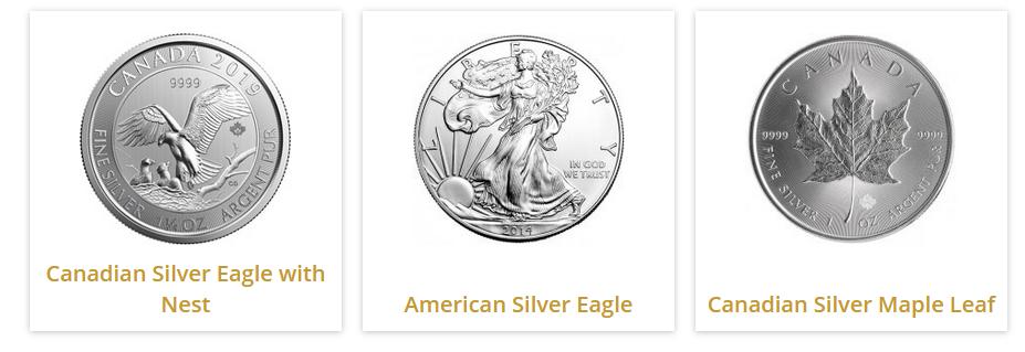 augusta silver ira coins